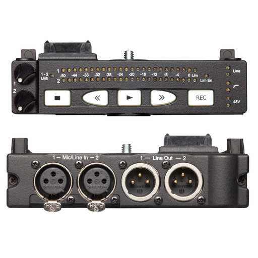 PIX-LR XLR Audio Interface for PIX-E Monitors