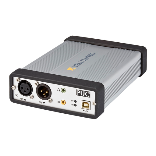 PUC2 High Definition USB Audio Interface