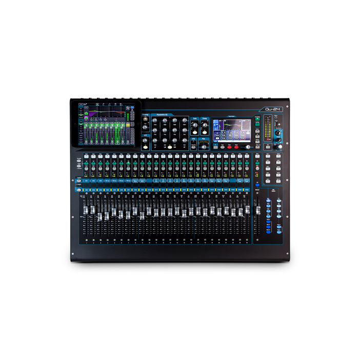 Qu-24 Chrome Edition Digital Mixer