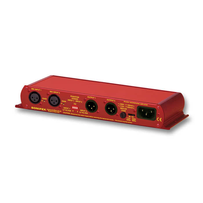 RB-MA Microphone Amplifier