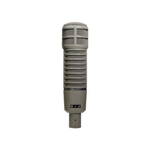 RE20 Dynamic Cardioid Broadcast Microphone