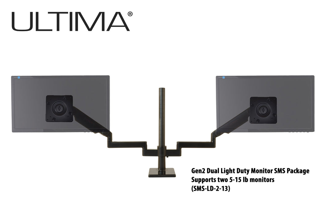 ProBoom® Ultima® Gen2 Dual Monitor SMS Package (SMS-2-13)