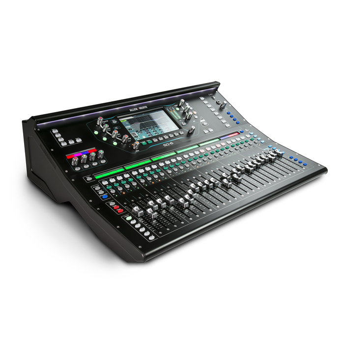 SQ-6 48 channel / 36 bus digital mixer