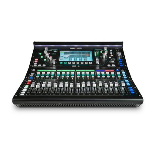 SQ-5 48 channel / 36 bus digital mixer