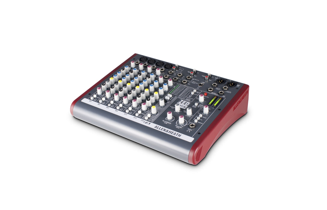 ZED-10FX Mixer with USB and Effects