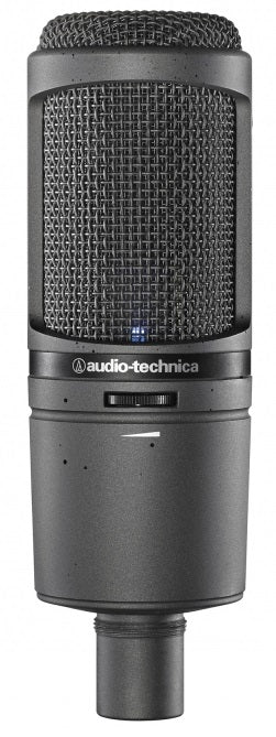 AT2020USB+ Cardioid Condenser USB Microphone - Available after April 2020