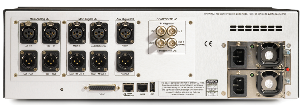 Omnia 9 Multi-Band FM/AM  Audio Processor