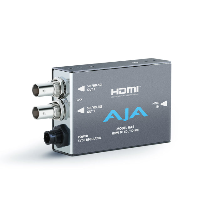 HA5 HDMI to SD/HD-SDI Video and Audio Converter
