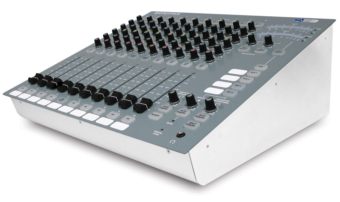 S1 Digital/Analogue Radio Broadcast Mixer