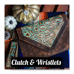 clutch, wristlet, and other bags