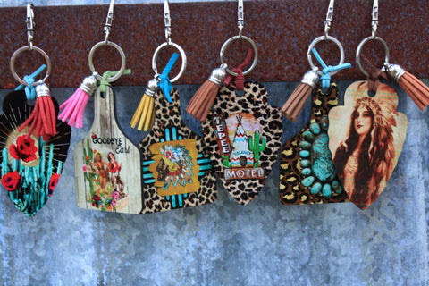 Bag Tags/ Keychains