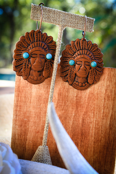 Geromino Earrings