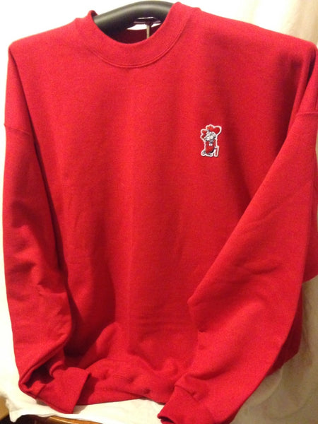 Finz Up! Game Day Ultimate Heavy Blend Sweatshirt (Col Reb)