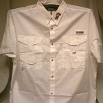 Finz up! MEN'S PFG BONEHEAD™ SHORT SLEEVE SHIRT by Columbia
