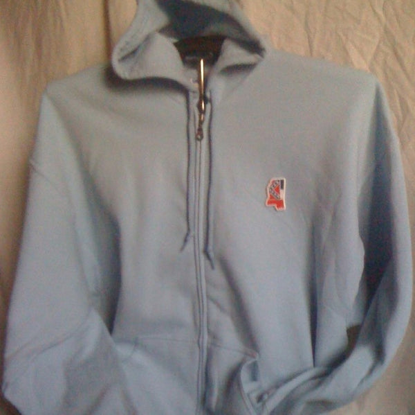 Full Zip Sweatshirt Hoodie ‏(MS Flag)