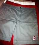 Finz Up! Game Day Perfect Flat Front Shorts