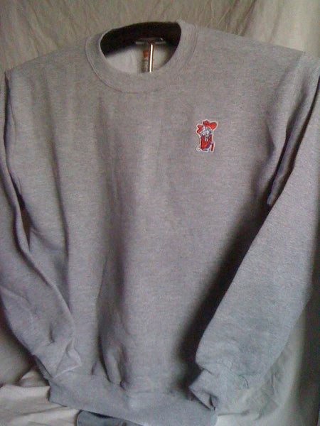 Game Day Youth Size Comfort BlendSweatshirt  ‏(Col Reb)