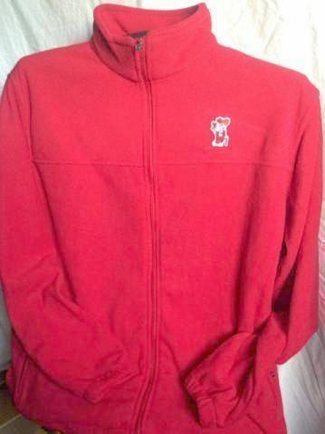 Finz up! Full Zip Plush Fleece Jacket‏