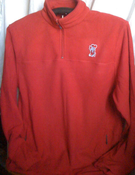 Finz up! 1/4 Zip Plush Fleece Pullover‏
