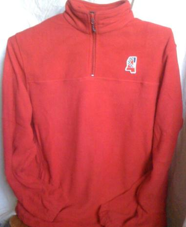 1/4 Zip Plush Fleece Pullover‏ (MS)