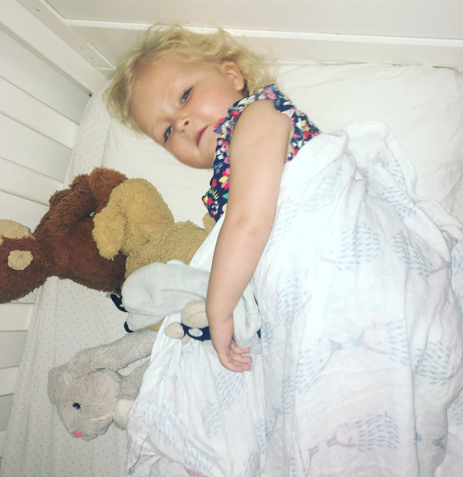 How to keep your baby or toddler sleeping on holiday