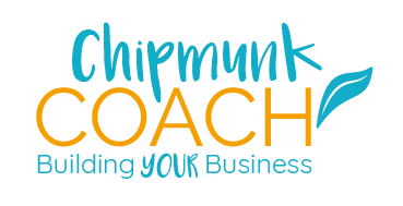 Chipmunk coach logo