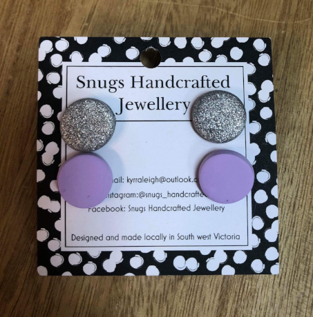Snugs Earrings - Stud Pack