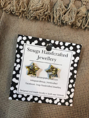 Snugs Earrings - Studs