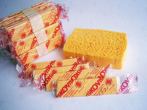 (10 Pack) Viskovita Compressed Litho Sponges