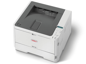 OKI B412DN A4 Duplex Mono Printer