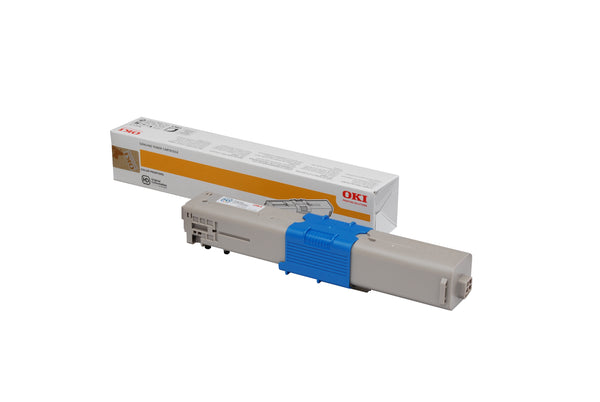 OKI C301dn  Cyan toner (1500 Pages) 44973547