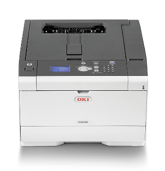 OKI C532DN A4 Duplex Colour Printer