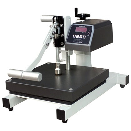 Insta 201 Heat Press Machine - Compact Swing Away