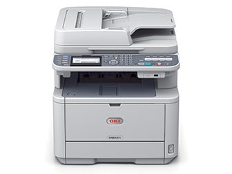OKI MB451DNW A4 Mono MFP Printer