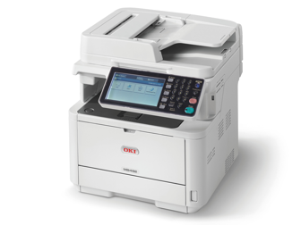 OKI MB492DN A4 Mono MFP Printer
