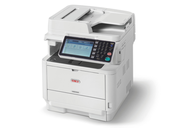 OKI MB562DNW A4 Mono MFP Printer