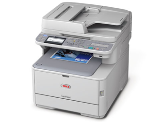 OKI MC342DNW A4 Colour MFP Printer