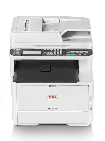 OKI MC363DN A4 Colour MFP Printer