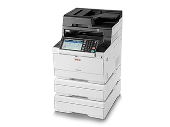 OKI MC573DN A4 Colour MFP Printer
