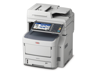 OKI MC770DN A4 Colour MFP Printer