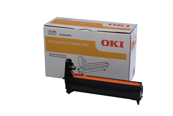 OKI MC770dn Cyan Image Drum (30,000 Pages) 45395707
