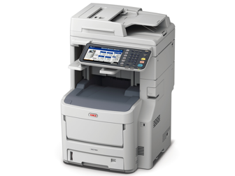 OKI MC780DFN A4 Colour MFP Printer