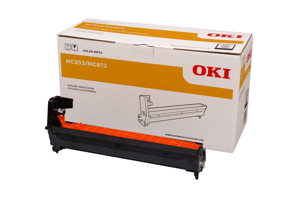 OKI MC853dn Cyan Image Drum (30,000 Pages) 44844483