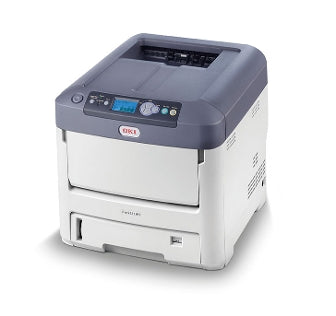 OKI Pro 7411 WT White Toner Printer