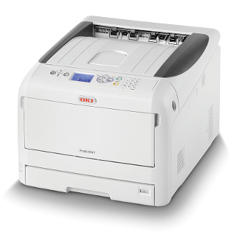 OKI Pro 8432 WT White Toner Printer