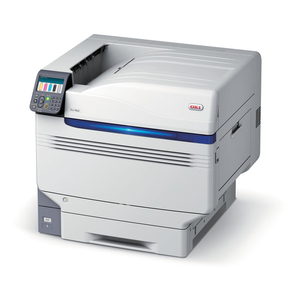 OKI Pro 9542 DN White Toner Printer