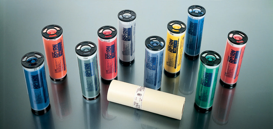 Soy Medium Blue Ink for  MZ1070 / RZ1070 / EZ371 / EZ201 / RZ370 / MZ770 / RZ200 / MZ870 / RZ970 / EZ370 / EZ200 ( S-4261)