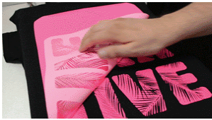 FOREVER Flex-Soft (No-Cut) Self Weeding Transfer Paper (Neon Colors)