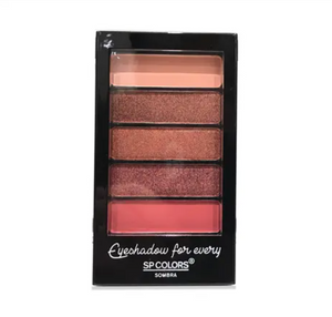 Paleta 5 Sombras Eyeshadow For Every Day SP Color