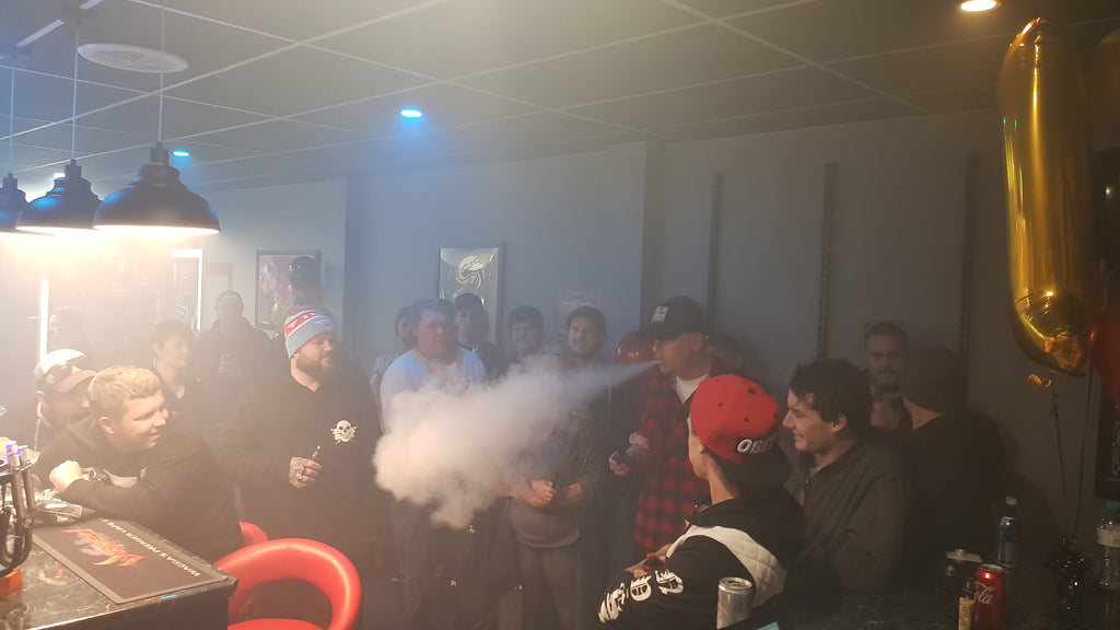Vaped Social Night